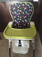 Lux high chair - make offer