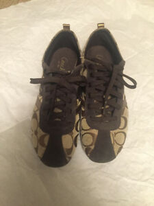 Authentic Coach shoes - size 6.5