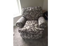3 1 1 sofa and 2 armchairs for sale refurbished like new