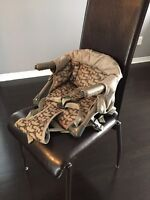 Booster baby seat / chaise haut booster
