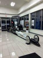 ROLLING DRAGSTER FOR SALE