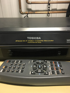VHS/ VCR PLAYER RECORDER