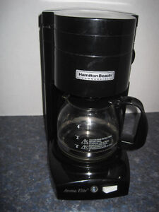 Hamilton Beach Commercial Personal Use 4 Cup Coffee Maker