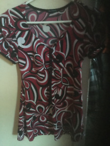 Women's Shirts all size small