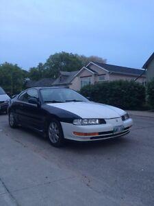 1995 Honda prelude SRV