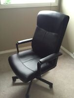 GREAY OFFICE CHAIR