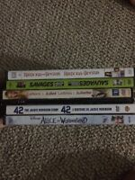 MISC. DVDS for Sale