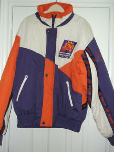PHOENIX SUNS HEAVYWEIGHT JACKET