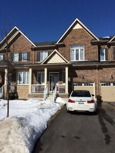 New upgraded 3 BR TH - Bowmanville (Brookhill- Green rd & hwy 2)