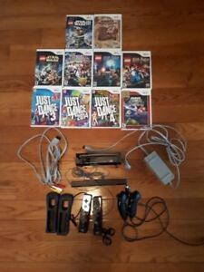 Nintendo Wii Console and accessories/games