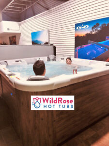 Hot Tub Testers Wanted! - WildRose Hot Tubs