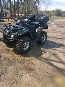 Can am outllander xt 800