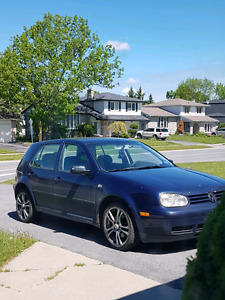 2002 Volks Wagon Golf Gls