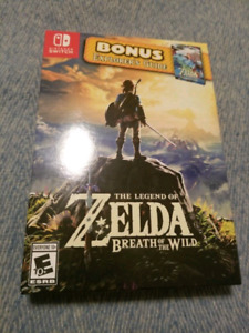 Trade: Zelda Breath Of The Wild
