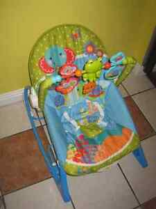 Fisher-Price Infant-to-Toddler Rocker / Bouncy Chair St. John's Newfoundland image 2