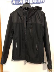 Brand New Superdry Mens Windtrekker Jacket (Soft Shell)