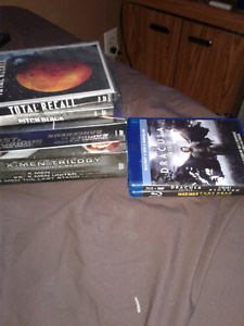 Selling my small movie collection $10 pickup only