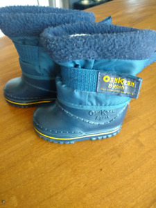 Size 4 Toddler winter boots