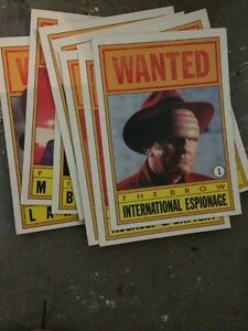 COMPLETE O-pee-chee movie card series - Dick Tracy London Ontario image 3