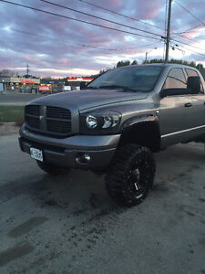 *** Lifted 2008 Dodge Ram 2500 6.7L Cummins ***