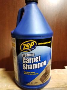 Carpet cleaner solution