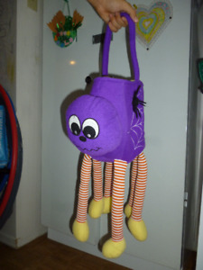 The Children's Place Spider Trick or Treat Bag