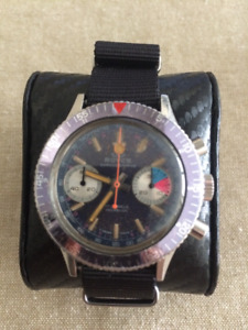 Vintage Royce Yachting Chronograph watch