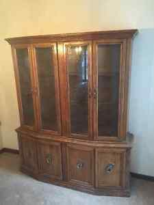 China cabinet, display case
