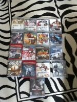Selling a lot of ps3 games