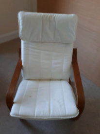 IKEA Poang Chairs x 2