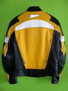 FIRSTGEAR - Leather Jacket - Small at RE-GEAR Kingston Kingston Area image 2