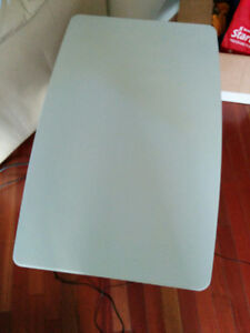 """Adjustable table 20"""" by 30""""."""