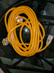 Exstention cord