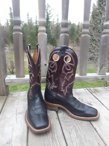 Boulet Western Boots / Bottes western