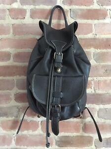 Papa Alex Prince Roots Leather Backpack