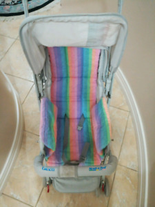 Greco Brand light compact stroller