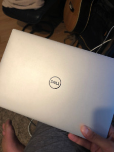 DELL XPS 13 INCH LAPTOP WITH CORE i7 PROCESSOR FOR SALE!