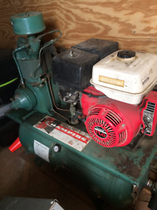 Gas Champion air Compressor