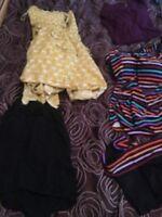 Maternity Clothes large lot