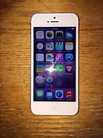 iPhone 5 16g white/silver