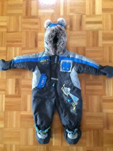 Manteaux d'hiver bébé 9 mois