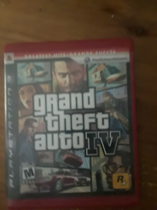 Selling GTA 4 For $7