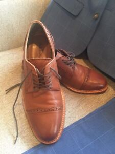 Swag! Awesome Worn Once Dress Shoes Size 7.5