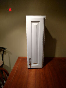 """Kitchen Cabinets for Sale - White, """"nice"""""""