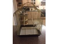 Small bird/parrot cage /African grey travel cage
