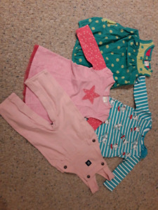 Toddler Girl Fall/Winter Clothes 18-24mths