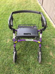 Walker with Basket - Price Reduced - LIKE NEW