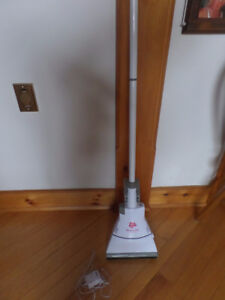 Dirt Devil rechargeable Broom Vac - like new