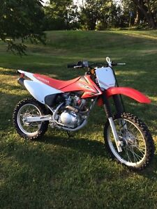2013 crf 150f excellent condition