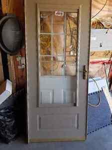Outside Screen Door and Inside Door Cambridge Kitchener Area image 2